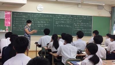 球 陽 中学校